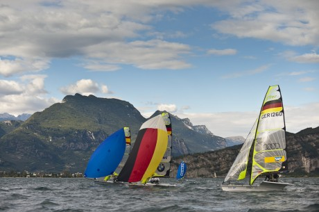 49er european championship 2012 riva del garda / sept. 13th